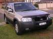 2002 FORD ESCAPE in NSW