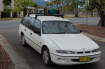 1996 HOLDEN COMMODORE in QLD