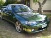 2003 FORD FALCON in SA