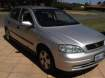 2004 HOLDEN ASTRA in WA