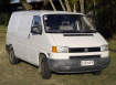 1998 VOLKSWAGEN TRANSPORTER in QLD