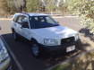 2002 SUBARU FORESTER in NT
