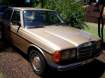 View Photos of Used 1983 MERCEDES 230E  for sale photo