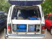 1990 FORD ECONOVAN in QLD