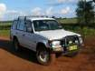 1993 MITSUBISHI PAJERO in NSW