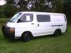 1997 TOYOTA HIACE in NSW