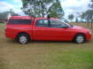 2007 HOLDEN CREWMAN in QLD