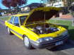 1988 HOLDEN BARINA in NSW