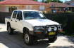 2002 TOYOTA HILUX in NSW