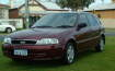 2002 FORD LASER in WA