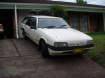 1987 FORD FALCON in NSW